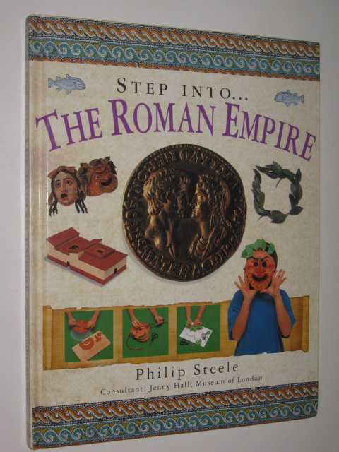 Image for Step Into.the Roman Empire
