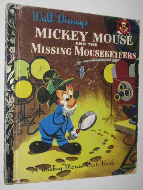Image for Mickey Mouse and the Missing Mouseketteers