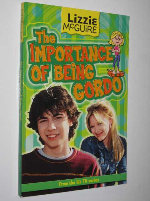 Image for The Importance of Being Gordo - Lizzie McGuire Series