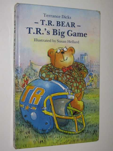 Image for T.R.'s Big Game