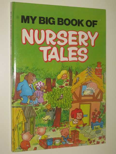 Image for My Big Book of Nursery Tales