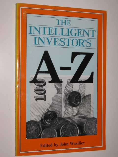 Image for Intelligent Investor's A-z