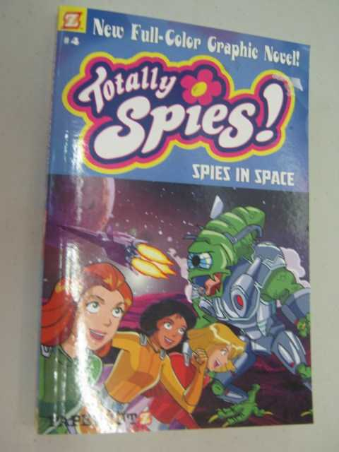 Image for Spies in Space and Spy Soccer - Totally Spies Series #4