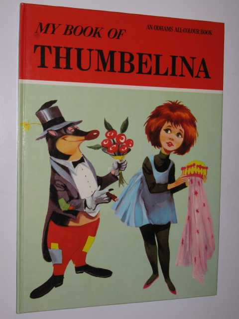 Image for My Book of Thumbelina
