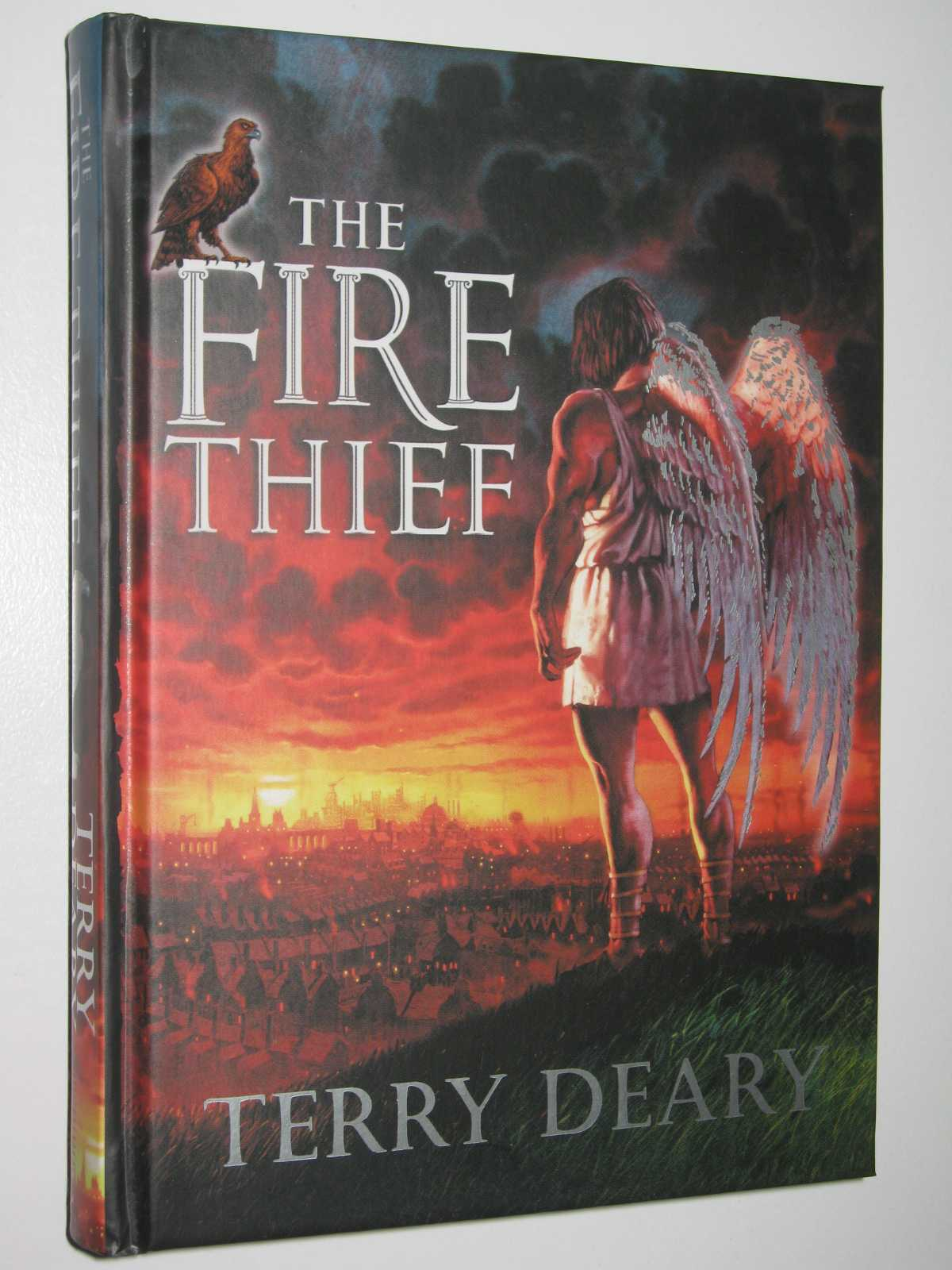 Image for The Fire Thief