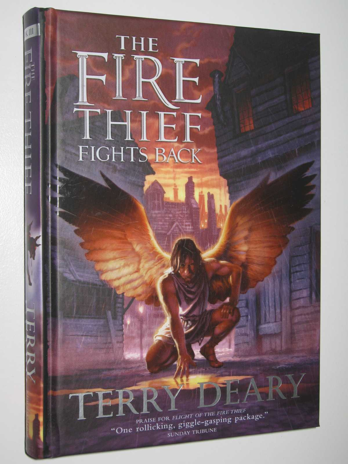 Image for The Fire Thief Fights Back
