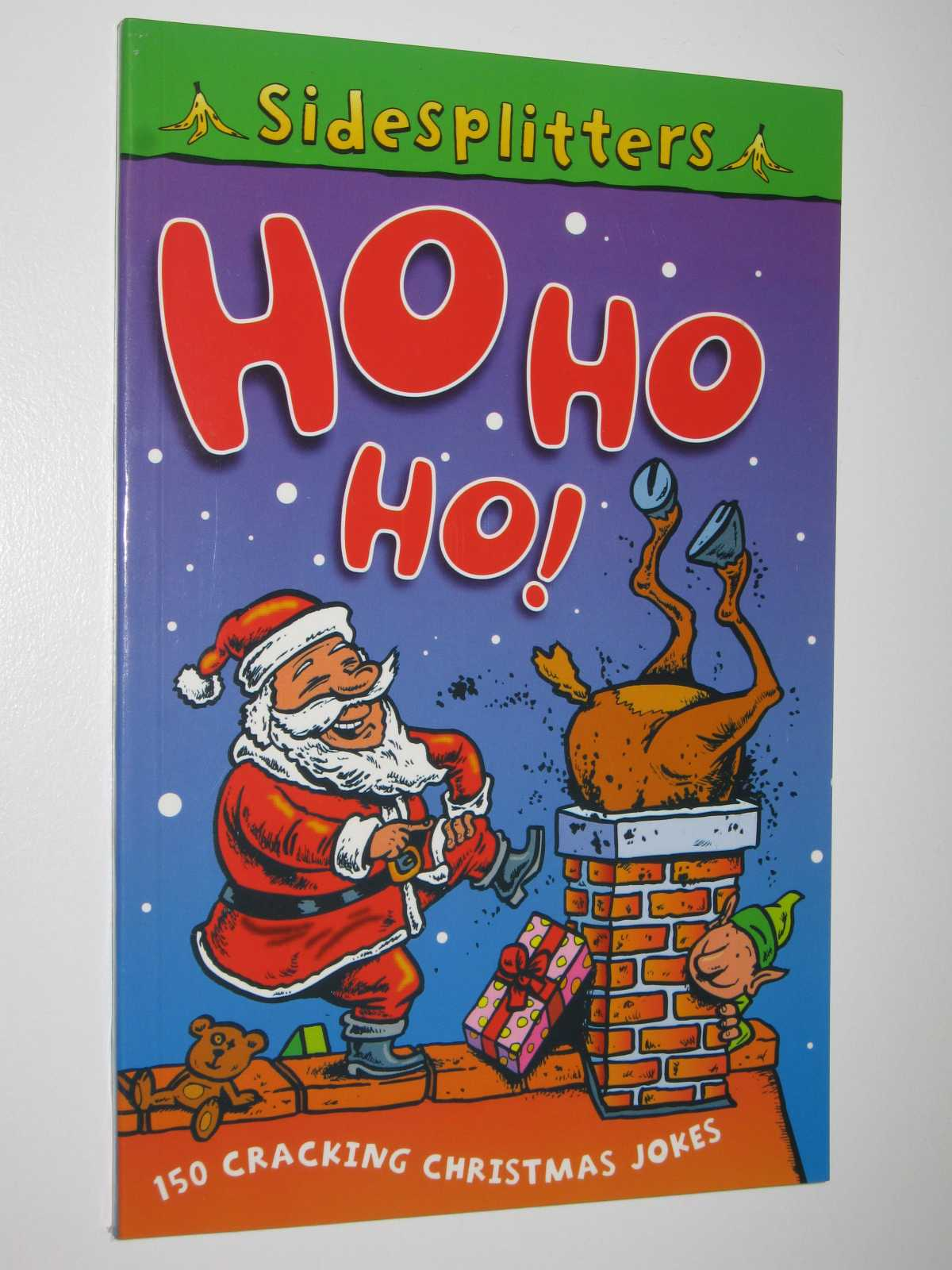 Image for Ho Ho Ho!: Over 150 Cracking Christmas Jokes - Sidesplitters Series