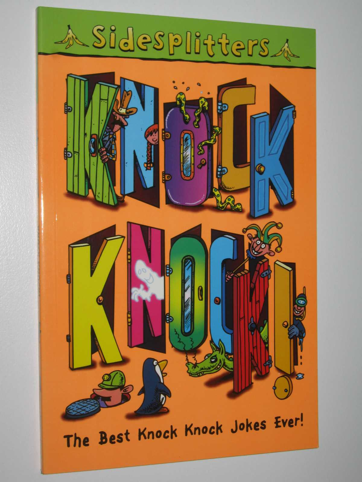 Image for Knock Knock! - Sidesplitters Series