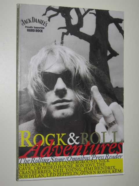 Image for Rock & Roll Adventures : The Rolling Stone Omnibus Press Reader