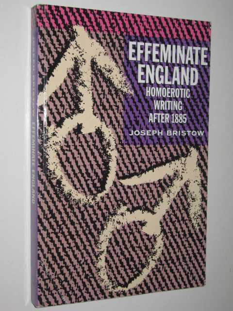 Image for Effeminate England