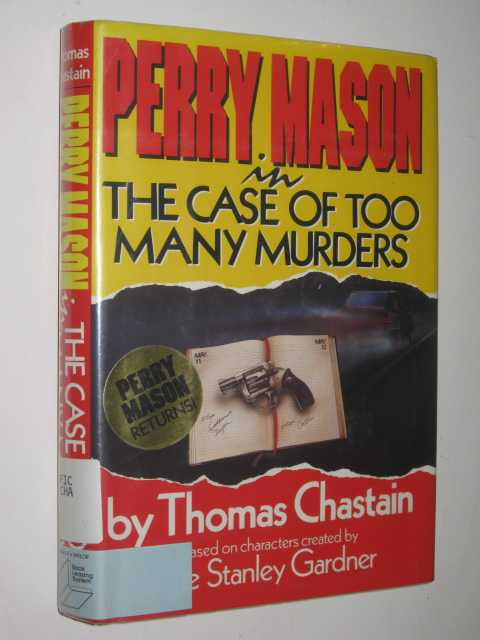 Image for The Case of Too Many Murders - Perry Mason Series