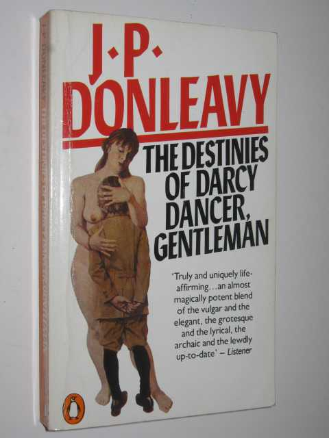 Image for The Destinies of Darcy Dancer, Gentleman