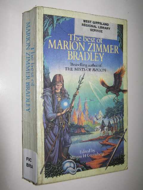 Image for The Best of Marion Zimmer Bradley