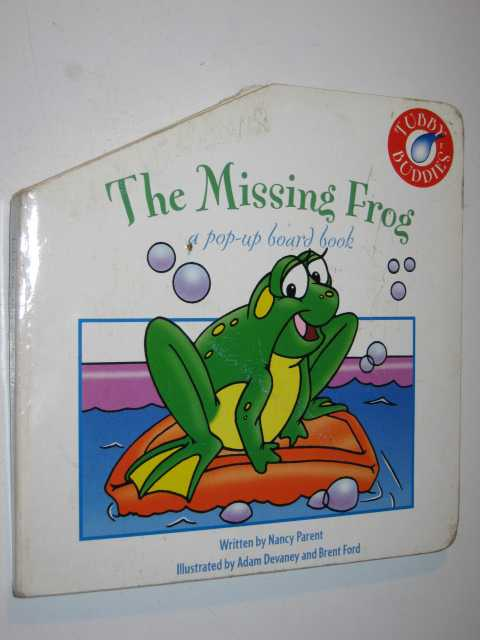Image for The Missing Frog