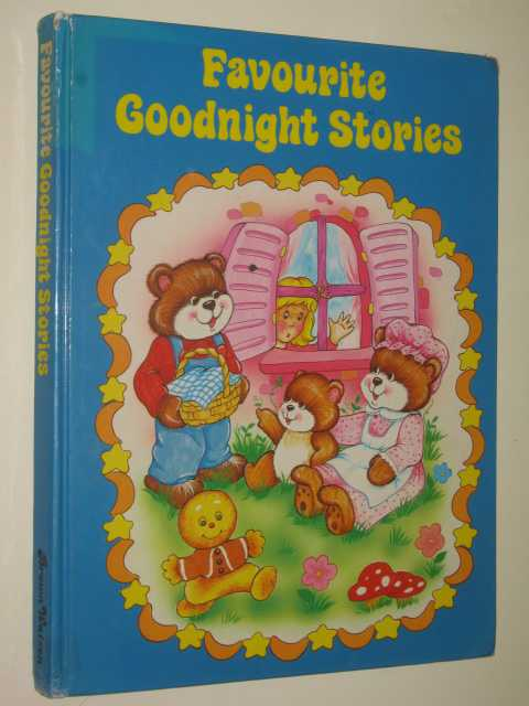 Image for Favourite Goodnight Stories