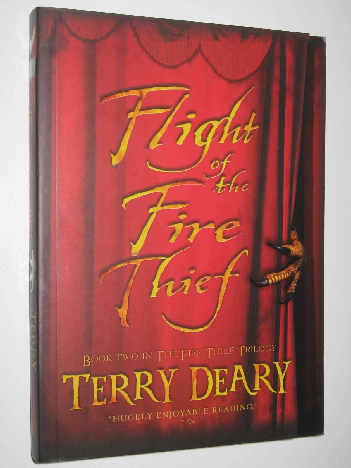 Image for Flight of the Fire Thief