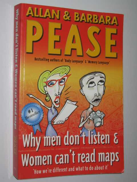 Image for Why Men Don't Listen & Women Can't Read Maps