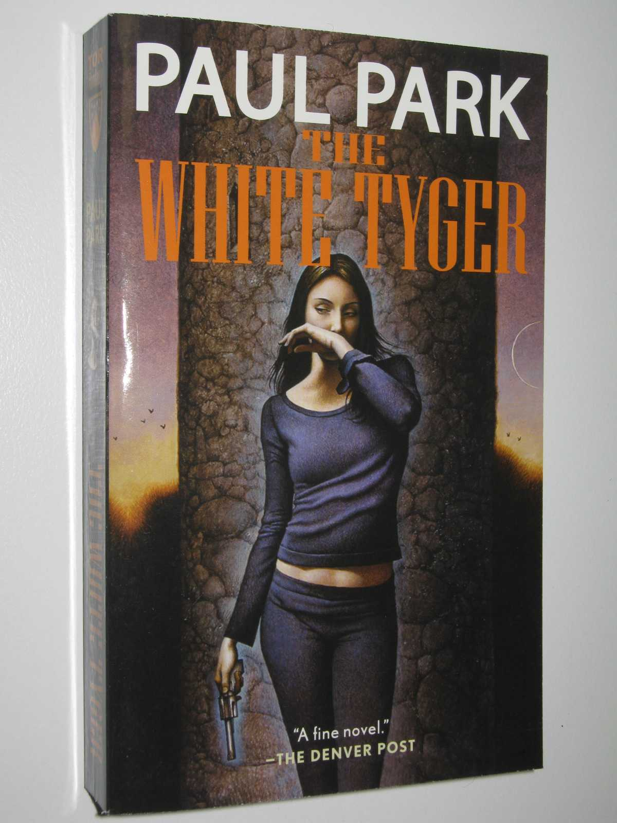 Image for The White Tyger