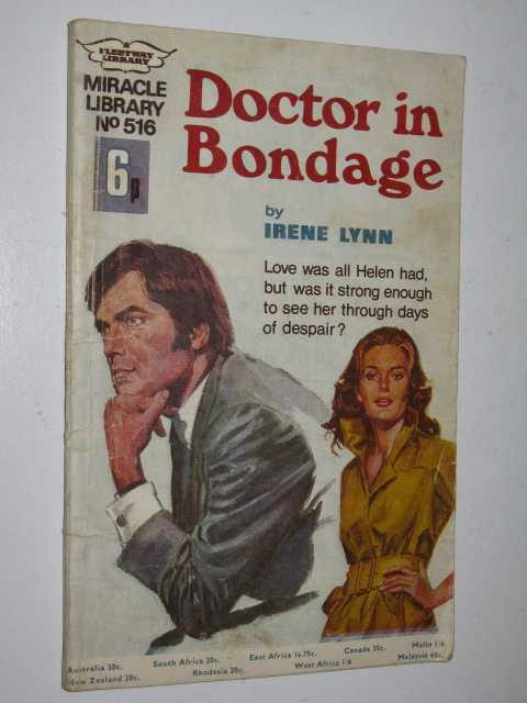Image for Doctor In Bondage - Miracle Library Series #516