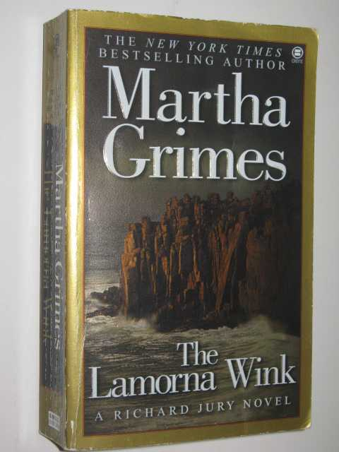 Image for The Lamorna Wink : A Richard Jury Mystery