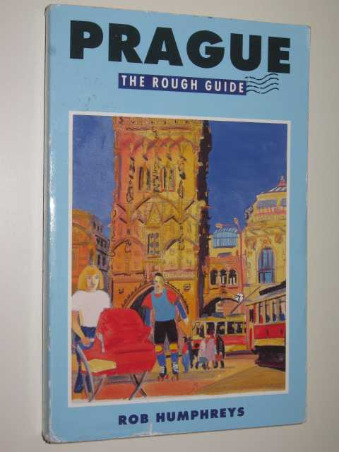 Image for Prague: The Rough Guide
