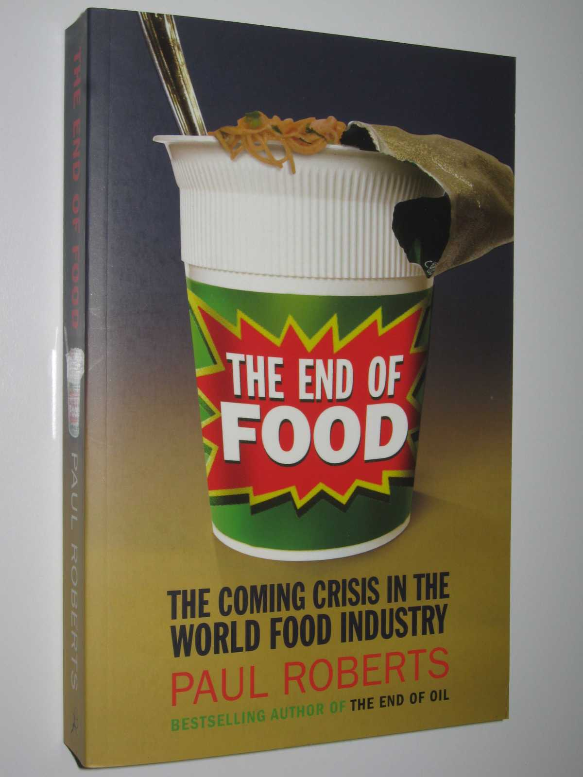 Image for The End of Food