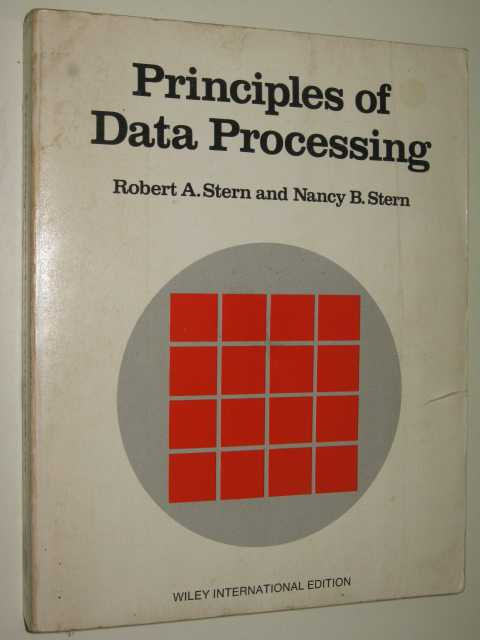 Image for Principles of Data Processing