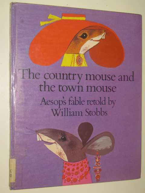 Image for Country Mouse and Town Mouse