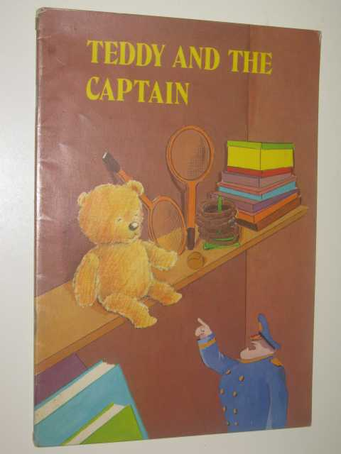 Image for Teddy and the Captain