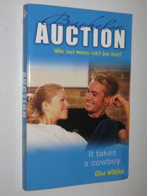 Image for It Takes A Cowboy - Bachelor Auction Series
