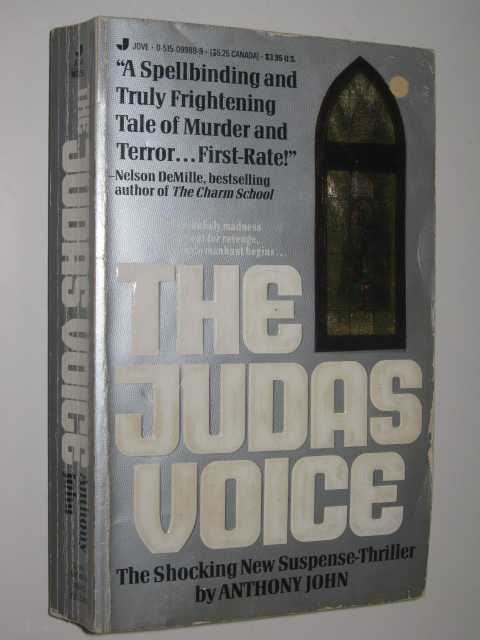 Image for The Judas Voice