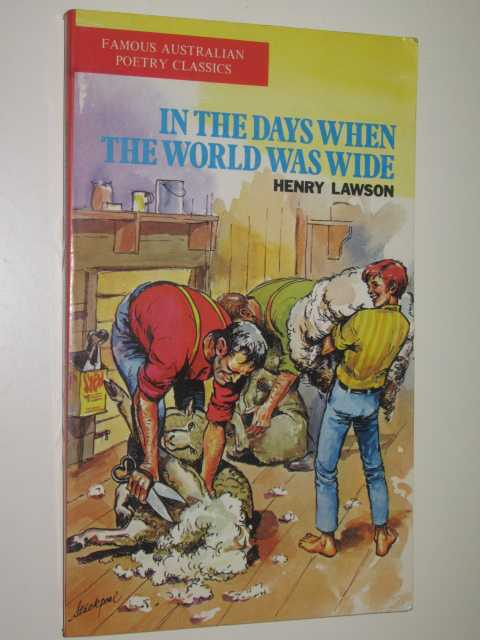 Image for In the Days When the World Was Wide