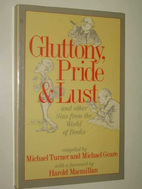 Image for Gluttony, Pride, and Lust and Other Sins from the World of Books