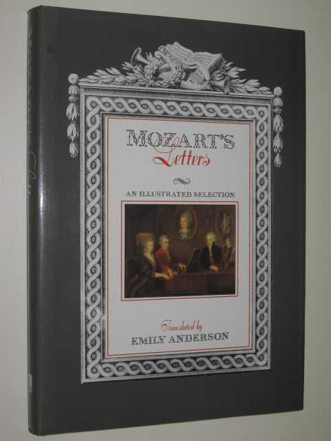 Image for Mozart's Letters : An Illustrated Selection