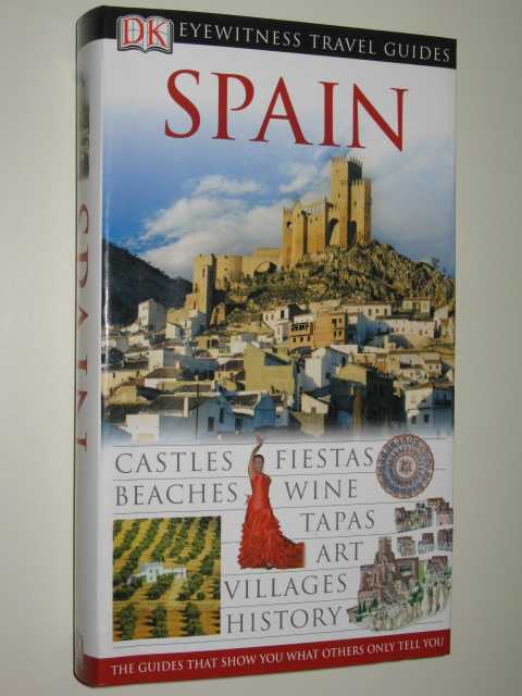 Image for Spain - Eyewitness Travel Guides Series