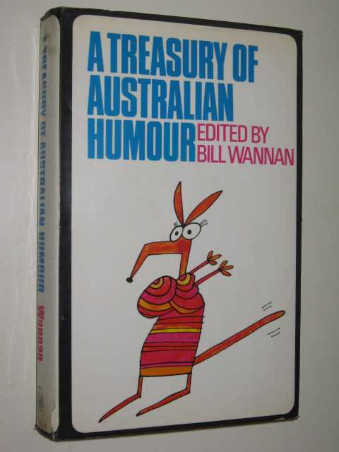 Image for A Treasury of Australian Humour