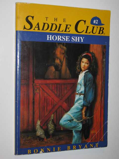 Image for Horse Shy - The Saddle Club Series #2