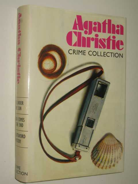 Image for Evil Under the Sun / Death Comes as the End / The Sittaford Mystery - Agatha Christie Crime Collection Series #15
