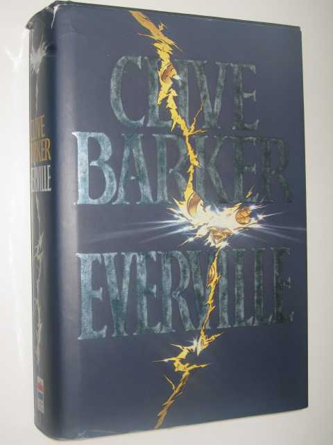 Image for Everville: the Second Book of the Art