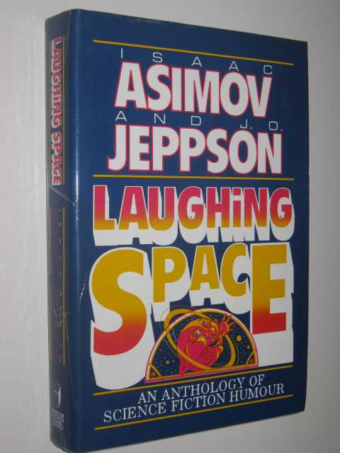 Image for Laughing Space : An Anthology of Science Fiction Humour