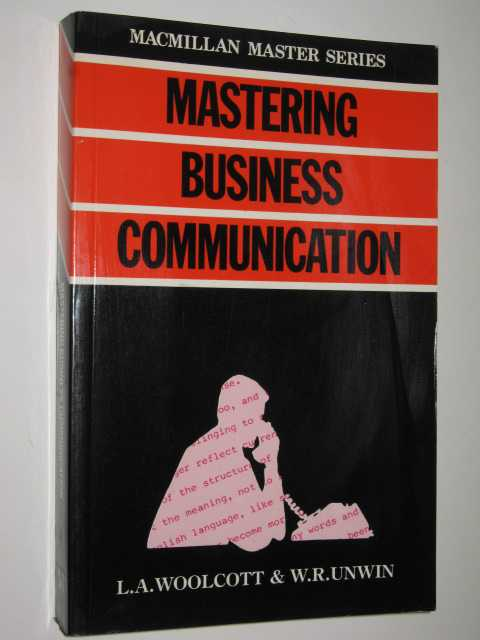 Image for Mastering Business Communication