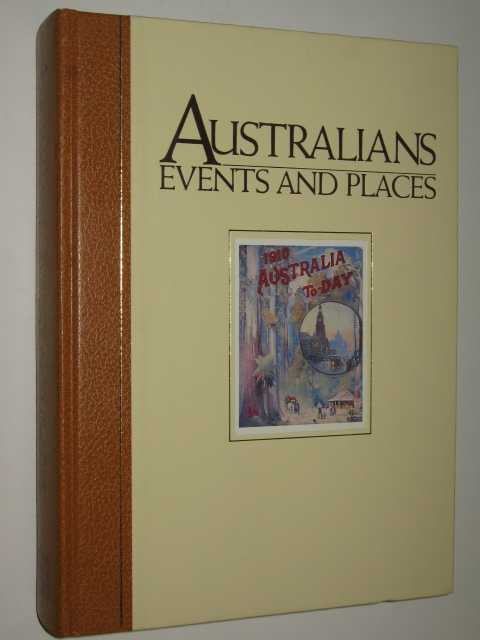 Image for Australians, Events and Places