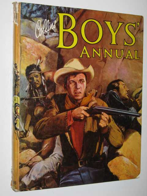 Image for Collins Boys'Annual