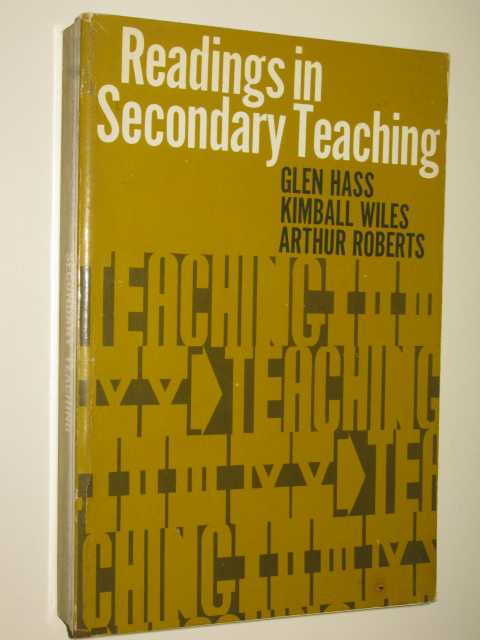 Image for Readings in Secondary Teaching