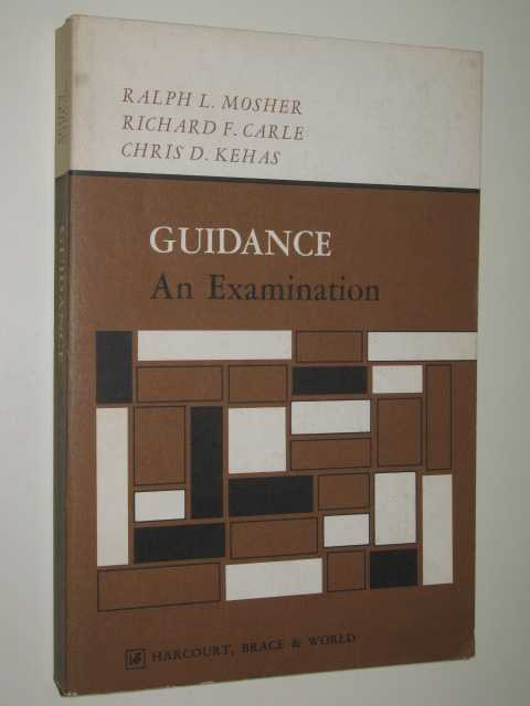Image for Guidance : An Examination