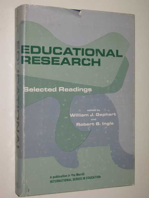 Image for Educational Research: Selected Readings