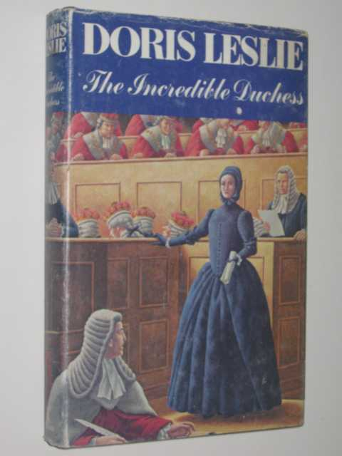 Image for The Incredible Duchess : The Life and Times of Elizabeth Chudleigh