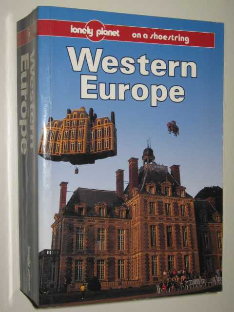 Image for Western Europe - Lonely Planet Travel Guide Series