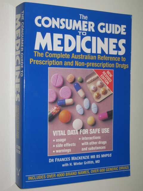 Image for The Consumer Guide To Medicines
