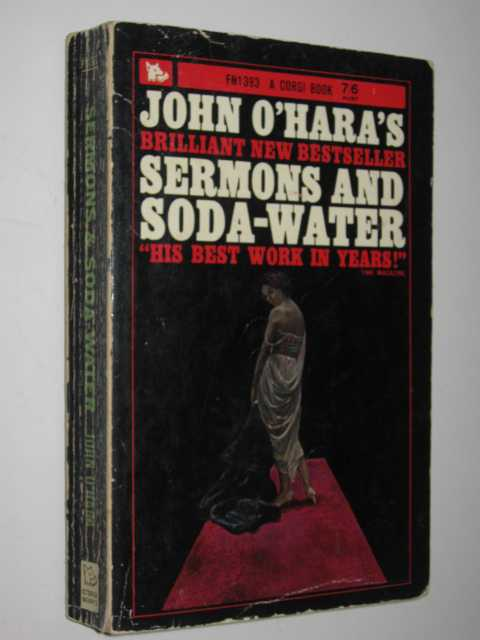 Image for Sermons and Soda-Water